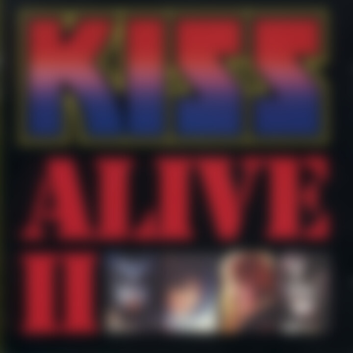 Alive II 0731453238220