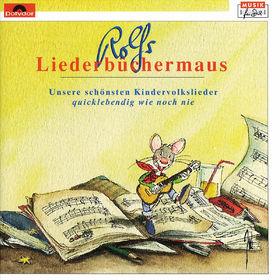 Rolf Zuckowski, Liederbüchermaus, 00731453315921
