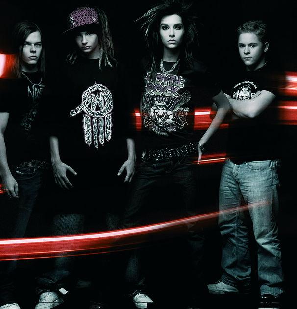 Tokio Hotel, Restlos ausverkauft in nur eineinhalb Tagen!
