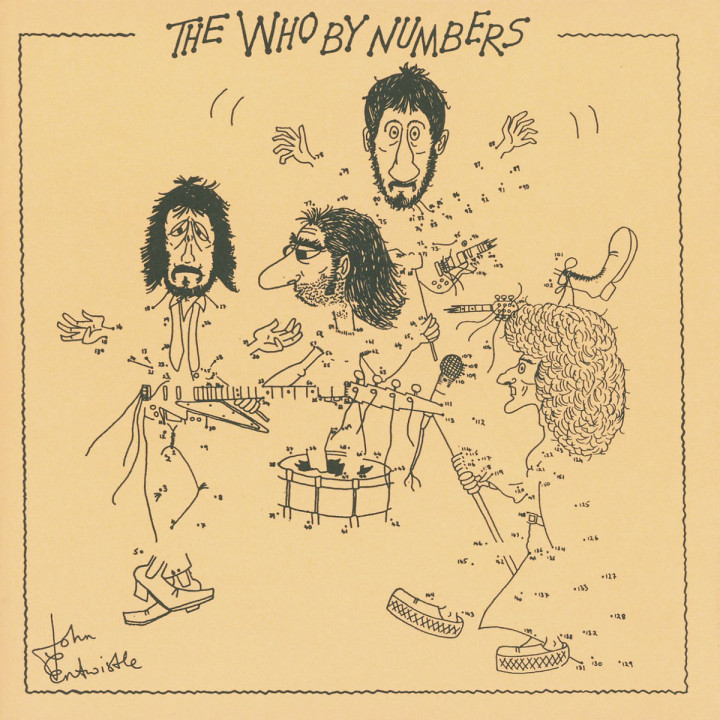 The Who By Numbers 0731453384428