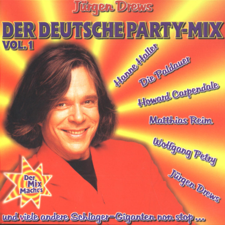 Der Deutsche Party - Mix 0731453388329