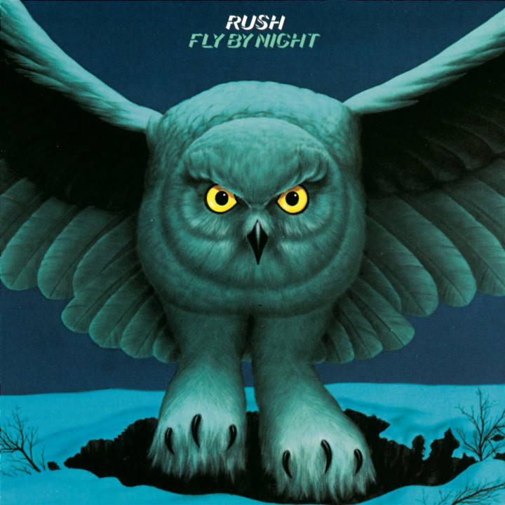 Fly By Night 0731453462421