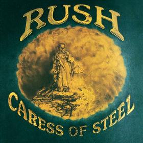 Rush, Caress Of Steel, 00731453462526
