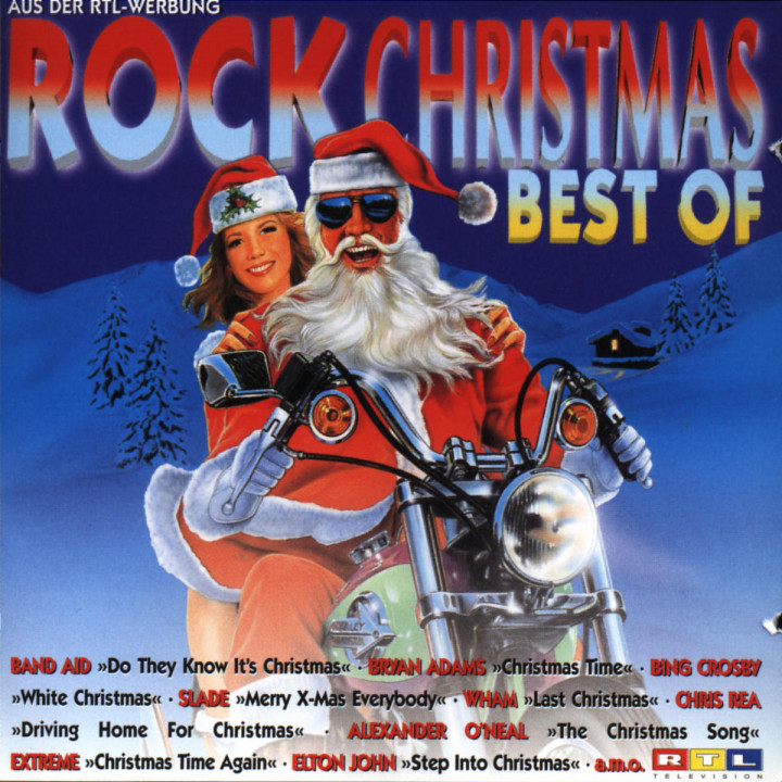 Best Of Rock Christmas 0731453508349