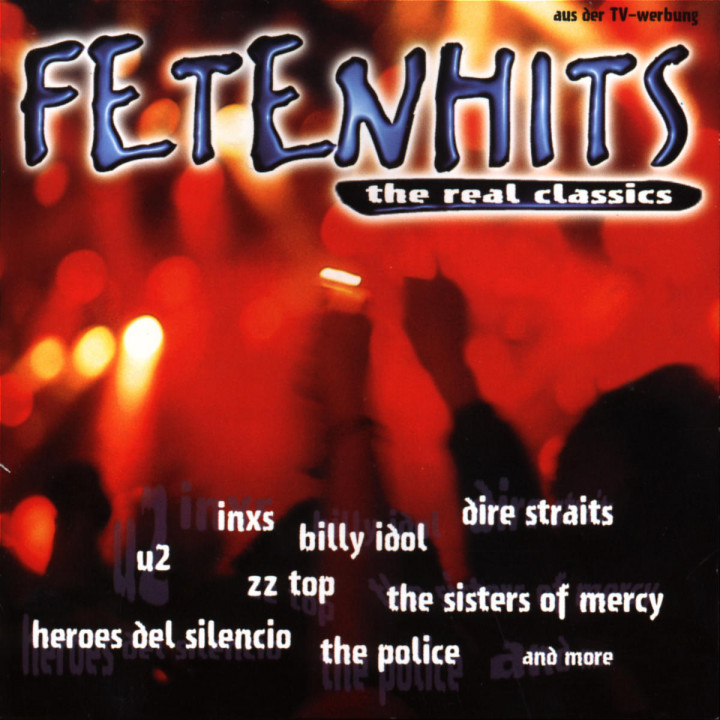 Fetenhits - The Real Classics 0731453517341