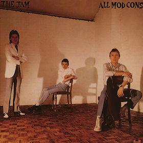 The Jam, All Mod Cons, 00731453741928