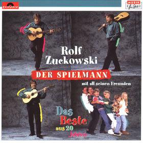 Rolf Zuckowski, Der Spielmann - mit all seinen Freunden, 00731453751828