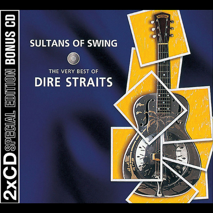 Sultans Of Swing - The Very Best Of Dire Straits 0731453800322