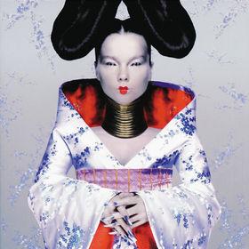 Björk, Homogenic, 00731453916623
