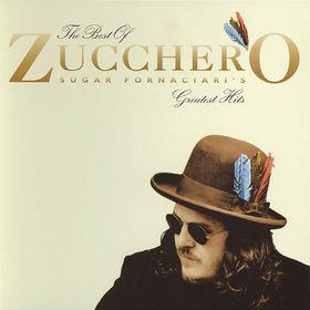 Zucchero, The Best Of Zucchero Sugar Fornaciari's Greatest Hits, 00731453930827
