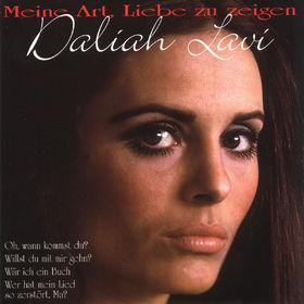 Daliah Lavi, Meine Art, Liebe Zu Zeigen, 00731453937321