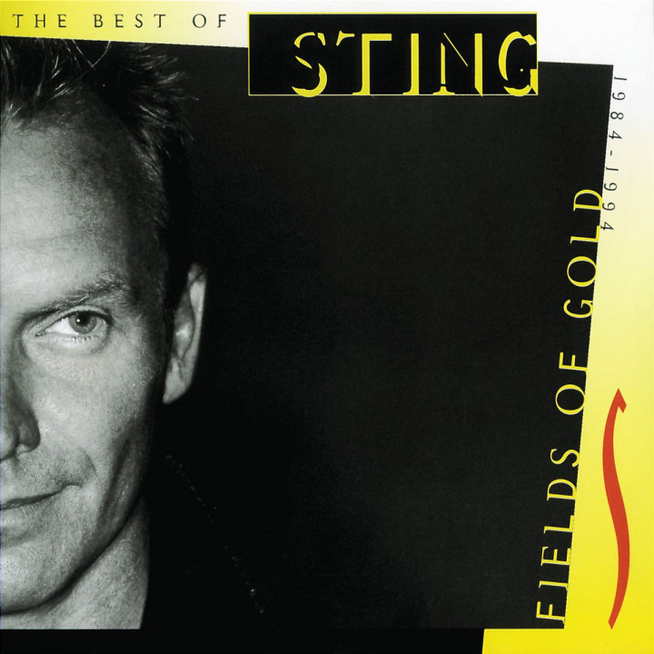 Fields Of Gold - The Best Of Sting 1984-1994 0731454032144