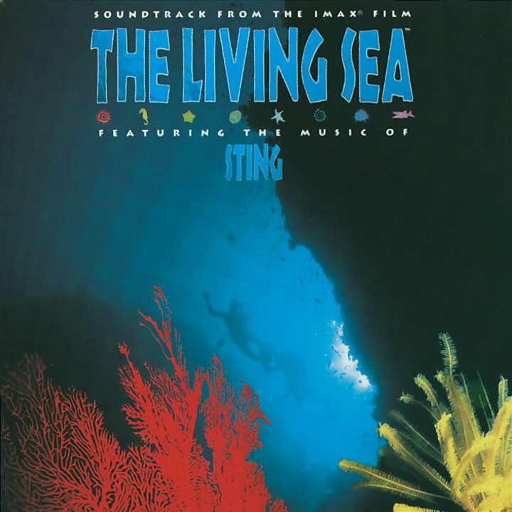 The Living Sea 0731454035022