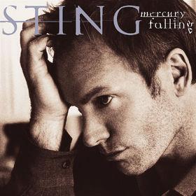 Sting, Mercury Falling, 00731454099820