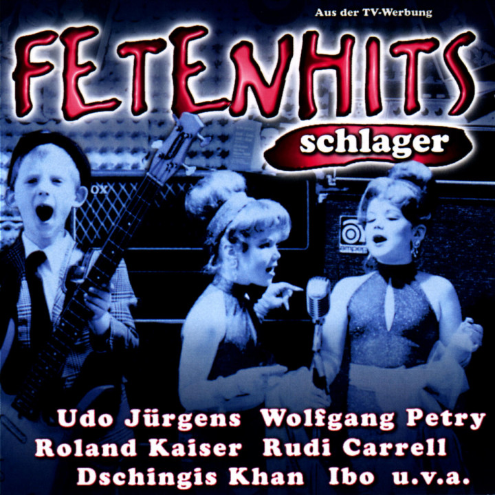 Fetenhits Schlager 0731455347148