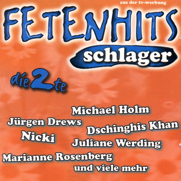 Fetenhits Schlager Vol.2 0731455517048