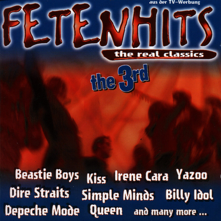 Fetenhits - The Real Classics Vol.3 0731455539541