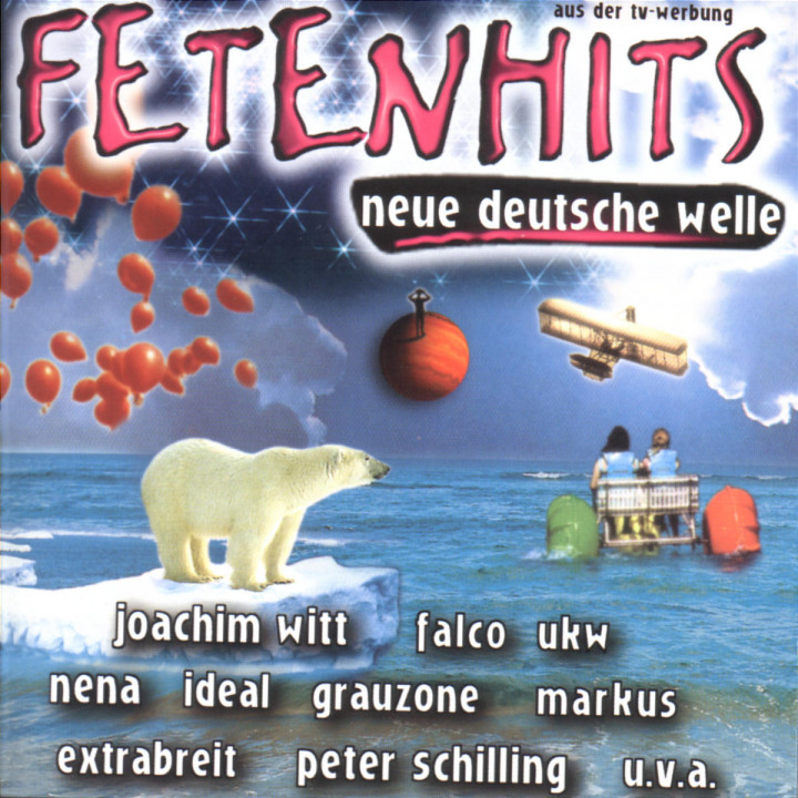 Fetenhits-Ndw 0731455575745