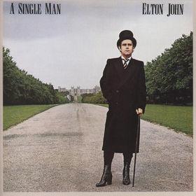 Elton John, Single Man, 00731455847420