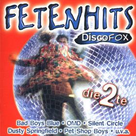 FETENHITS, Fetenhits - Discofox die 2te, 00731456525228