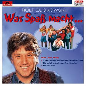 Rolf Zuckowski, Was Spass macht ..., 00042281591426