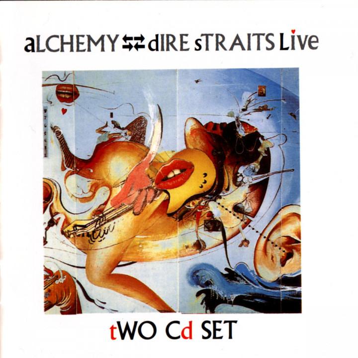 Alchemy - Dire Straits Live - 1 & 2 0042281824320