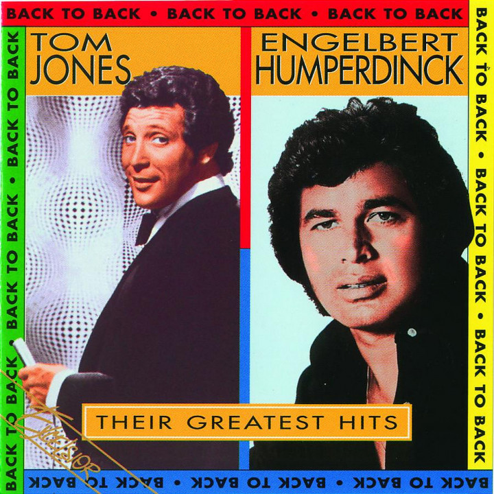 Back to Back - The best of Engelbert & Tom Jones 0042282091220