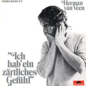 Herman van Veen, Ich hab´ ein zärtliches Gefühl, 00042282383129