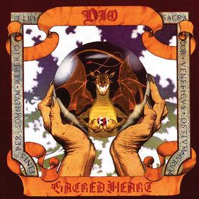 Dio, Sacred Heart, 00042282484826