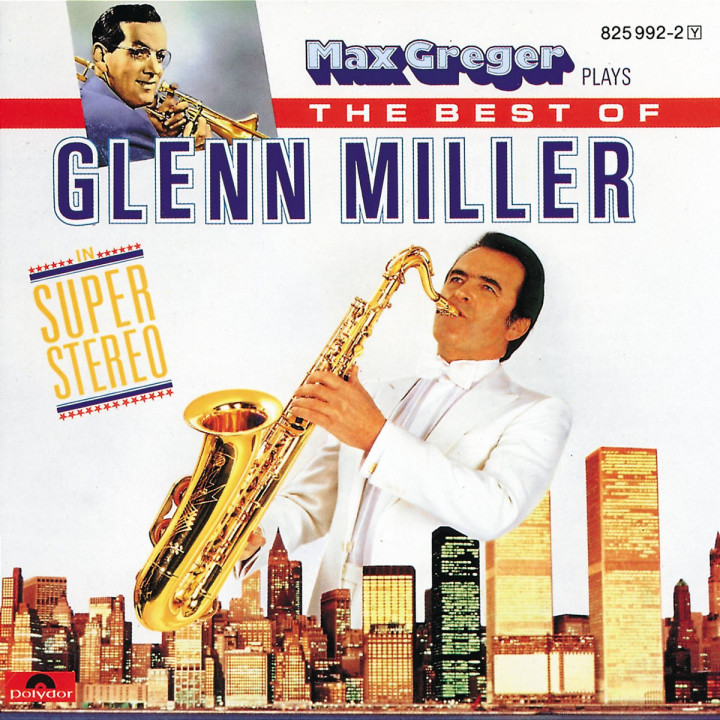 Max Greger Plays The Best Of Glenn Miller 0042282599223