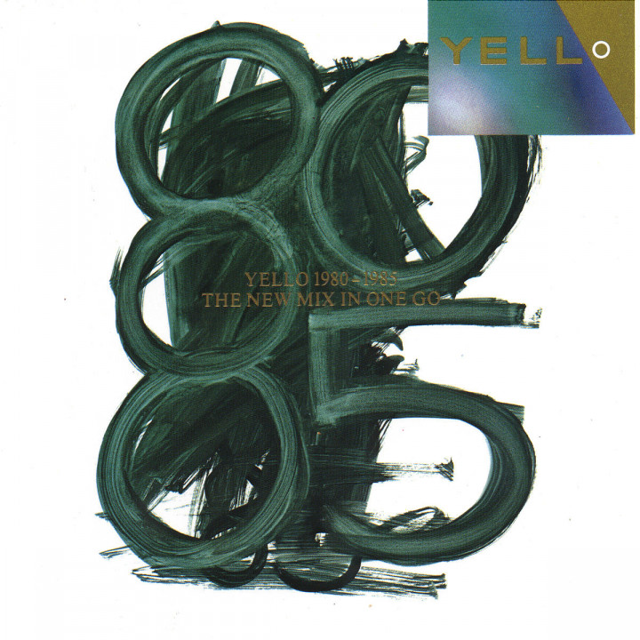 Yello 1980 - 1985 The New Mix In One Go 0042282677329