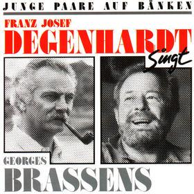 Franz Josef Degenhardt, Junge Paare Auf Bänken, 00042282911223
