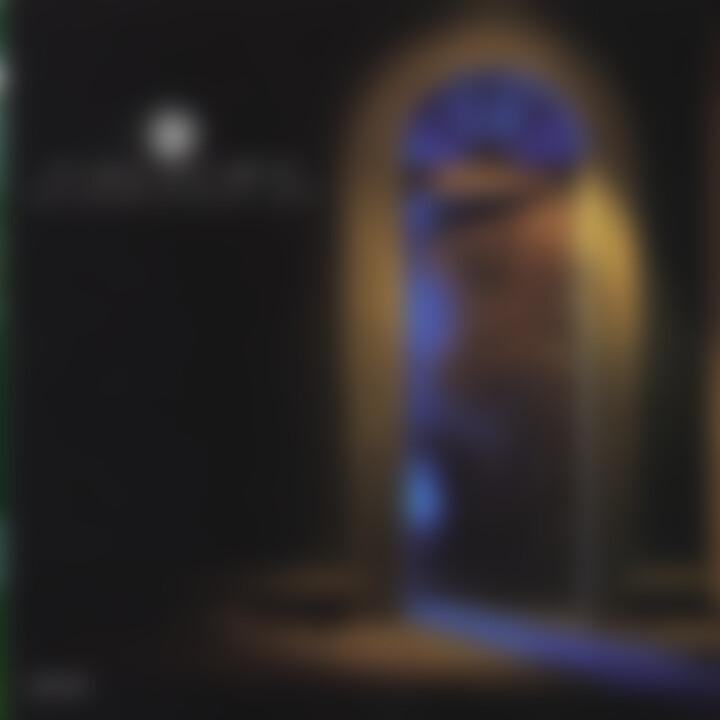 House Of Blue Light 0042283131824