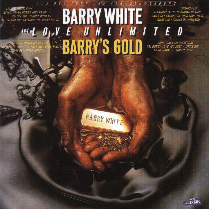 Barry's Gold 0042283214224