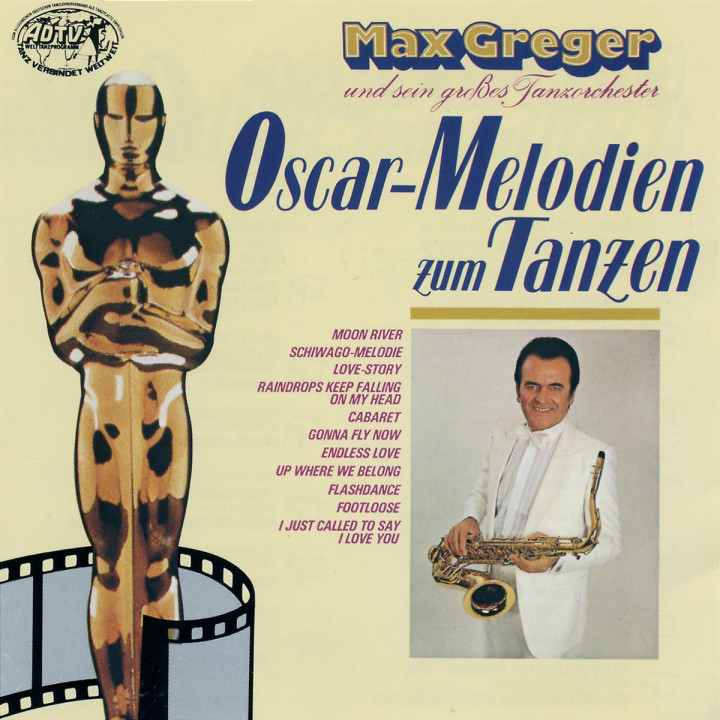 Oscar - Melodien zum tanzen 0042283300929