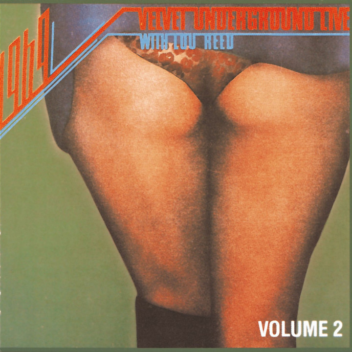 1969 - Velvet Underground Live (Vol. 2) 0042283482421