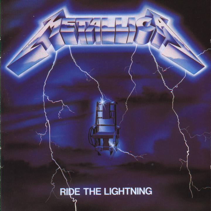 Ride The Lightning 0042283814024