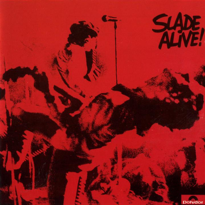 Slade Alive 0042284111429