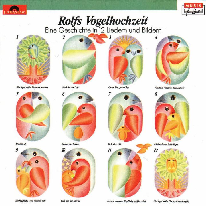 Rolfs Vogelhochzeit 0042284270726
