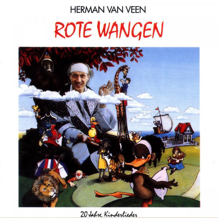 Rote Wangen - Herman Van Veen 0042284725422