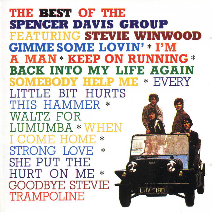 The Best Of The Spencer Davis Group 0042284809225