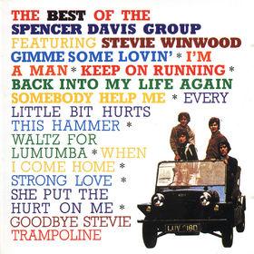 Steve Winwood, The Best Of The Spencer Davis Group, 00042284809221