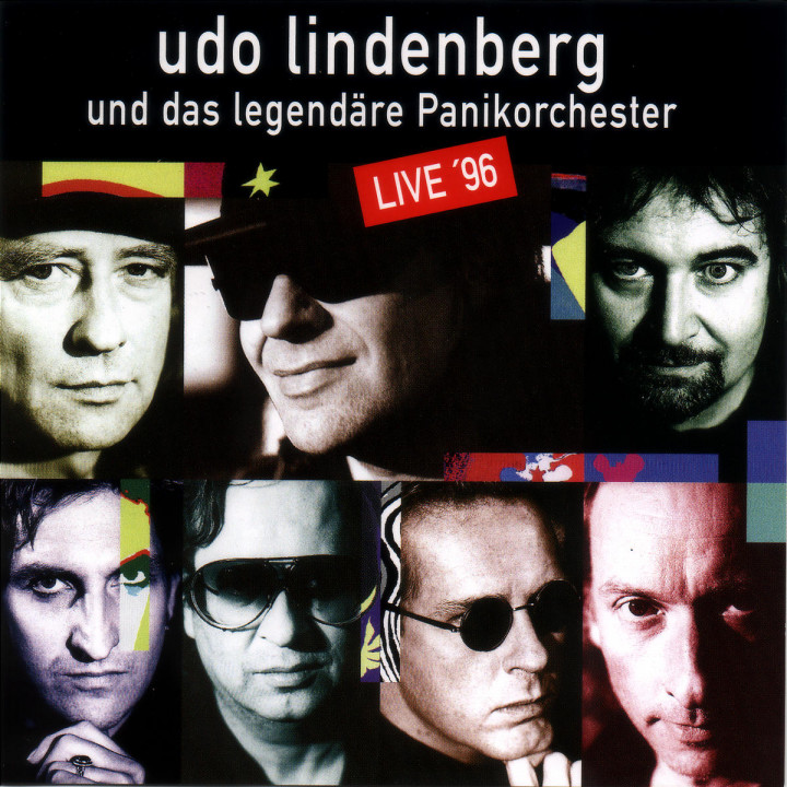 Udo Lindenberg und das Legendäre Panikorchester - Live '96 0731453345221
