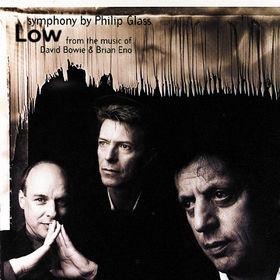 Philip Glass, Low Symphony, 00028943815024