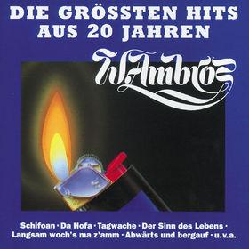 Wolfgang Ambros, Die Grossten Hits Aus 20 Jahren, 00731451382727