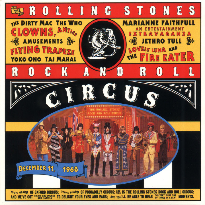 Rock 'n' Roll Circus 0731452677129