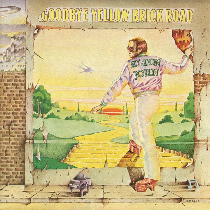Goodbye Yellow Brick Road 0731452815925