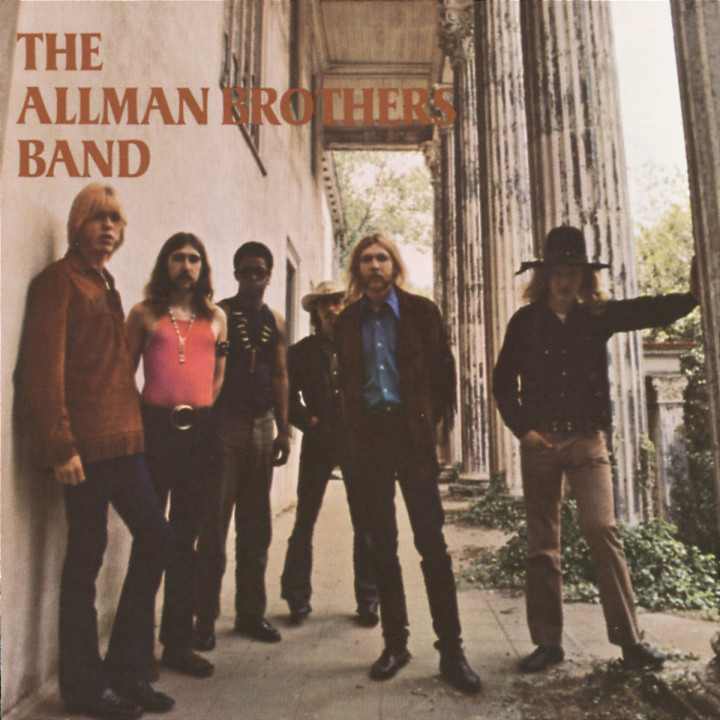 Allman Brothers Band 0731453125728