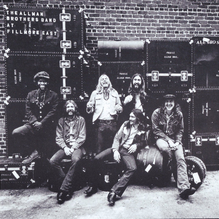 At Fillmore East 0731453126028