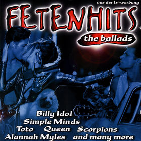 FETENHITS, Fetenhits - the ballads, 00731455506723